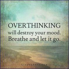 Let go & Let go!!