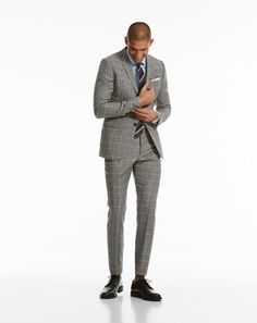 How to Wear a Plaid Suit | GQ