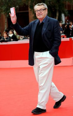 Miloš Forman - actor, screenwriter, director 82 years old, born: 18th 2nd 1932 Caslav, Czech Republic Since 1968 he lives in the USA