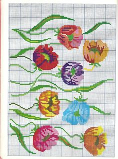 Cross Stitch For Kids, Cross Stitch Books, Cross Stitch Needles, Cross Stitch Love, Beaded Cross Stitch, Cross Stitch Borders, Cross Stitch Flowers, Cross Stitch Charts, Cross Stitch Designs