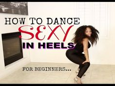 Say It Tori Lanez Valentine's Day HOW TO Dance SEXY in HEELS Tutorial (Beginner friendly) - YouTube