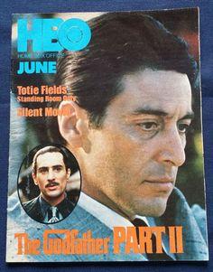 1977 HBO Guide GODFATHER II PACINO Woody Allen Home Box Office TV Magazine June | Entertainment Memorabilia, Television Memorabilia, Merchandise & Promotional | eBay!