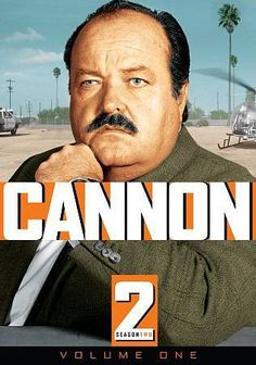 Cannon is a CBS detective television series produced by Quinn Martin which aired from March 1971 to March The primary protagonist is the title character, private detective Frank Cannon, played by William Conrad Tv Vintage, Mejores Series Tv, Detective Shows, Tv Detectives, Vintage Television, Old Shows, Television Program, Great Tv Shows, Classic Tv