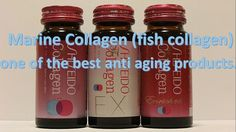 #beauty #skinhealth Marine Collagen (fish collagen) one of the best anti aging products.