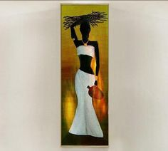 Oil Paintings - Melanin INC Living Room Pictures, Wall Art Pictures, Black Art Painting, Face Oil, Wall Stickers, Palette, Portrait, Canvas, Shower Curtains
