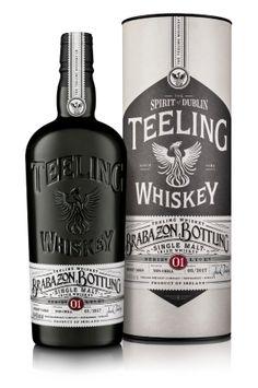 Teeling Brabazon Bottling Whiskey