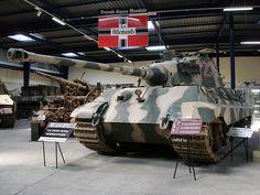 WW2 Panzer VI KingTiger (germany)