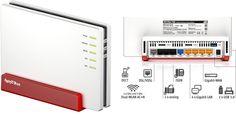 IFA 2016: Die AVM FRITZ!Box 7580 ist WLAN-Router mit super schneller…