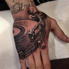 Music Tattoo Designs for Men and Women2