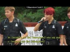 [ENG SUB] 150705 HYYH Part1 Fanmeeting (11/18) - BTS asks fans (2) / What is Porn to RM? [BTS] - YouTube