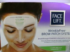 university medical wrinkle free eyes patches