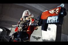 Warhammer 40K Cosplay: Sister of Battle