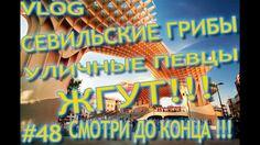 VLOG #48  Севильские грибы Уличные певцы ЖГУТ !!!