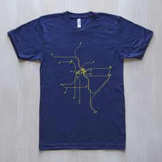 Los Angeles T-Shirt – LinePosters