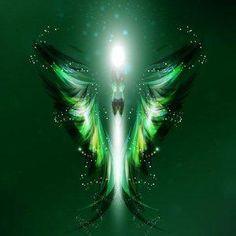 Quién es el Arcángel Rafael y su rayo verde de la llama?