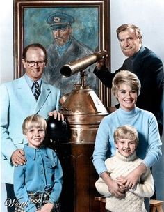 THE GHOST AND MRS MUIR (1968-1970) starring Hope Lange and Edward Mulhare...used to love this show growing up!
