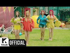 [MV] MELODYDAY(멜로디데이) _ Color(깔로) - YouTube