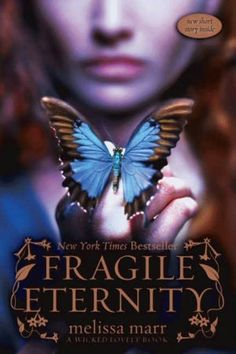 In Melissa Marr's third mesmerizing tale of Faerie, Seth and Aislinn struggle to stay true to themselves and to each other in a milieu of shadowy rules and shifting allegiances, where old friends become new enemies and one wrong move could plunge the Earth into chaos.  In this ethereal romance, Aislinn has achieved the fragile eternity of the title; she has become an immortal faery, complicating both her life and that of Seth, the man who loves her.