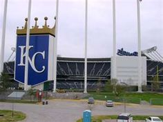 Royals Stadium, Kansas City