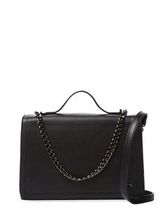 Halston Chain Handle Shoulder Bag by Halston Heritage at Gilt