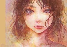 遠田志帆 Different Art Styles, Gustav Klimt, Japanese Artists, Manga Girl, Beautiful Artwork, Cool Art, Awesome Art, Cool Drawings, Art Girl