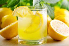 5 bevande depuranti ....limonata