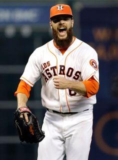 Dallas Keuchel, Houston Astros