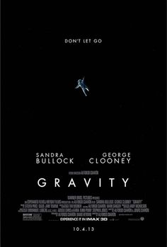 Gravity new IMAX poster   SciFiNow - The World's Best Science Fiction, Fantasy and Horror Magazine