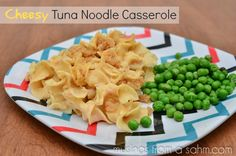 Cheesy Tuna Noodle Casserole Recipe with Velveeta Cheese - Living Well Mom Seafood Dishes, Fish And Seafood, Seafood Recipes, Cooking Recipes, Kitchen Recipes, Pasta Recipes, Yummy Recipes, Dinner Recipes