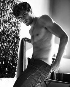 Jamie Dornan: Meet Your New Christian Grey! Welcome to you and all your fifty shades of fuckedupness Mr Grey.....Charlie who?:)