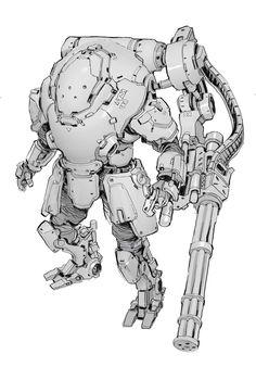 exo-armor, 2015