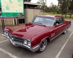 1964 Buick Wildcat Sedan