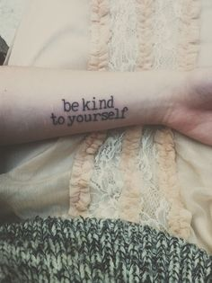 Letting out doesn't have to leave a scar be kind, you can do it.