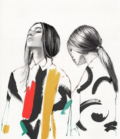 DEUX by Lucie Birant