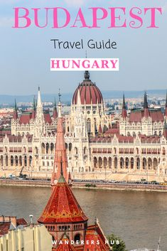 Travel guide for Budapest, Hungary. Places to visit, attractions, things to do and where to eat. Backpacking Europe, Europe Travel Guide, Travelling Europe, Traveling, Best Travel Guides, Travel Advice, Travel Ideas, Europe Destinations, European Vacation