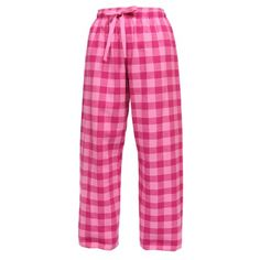 Touch Of Europe Flannel Pants Girls Check Tie Cord Pants $19.99 (23% OFF)