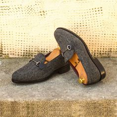 Bit Loafers, Penny Loafers, Loafers Men, Custom Design Shoes, Custom Shoes, Goodyear Welt, Calf Leather, Red Leather, Hot Shoes
