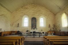 Sastamala, Pirkanmaa, Finland. My ancestor was working in this church in the 1600s.