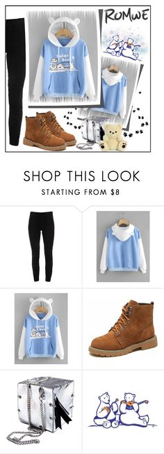 """""""For the love of Polar Bears <3"""" by xx-alice-in-droland-xx ❤ liked on Polyvore featuring Elie Tahari and Florence Bridge"""