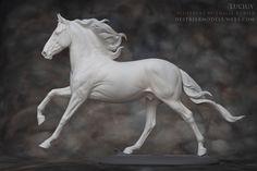 Lucius sculpture by Emilia Kurila