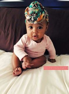 Awww but only for the pick, the head wrap might strain her pretty neck or give her a headache- pinterest: @xpiink ♚