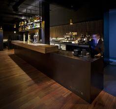 Al Punto restaurant by Estudio, Madrid hotels and restaurants