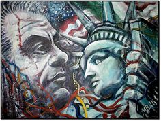 "John Gotti ""America"" by Michael Bell"