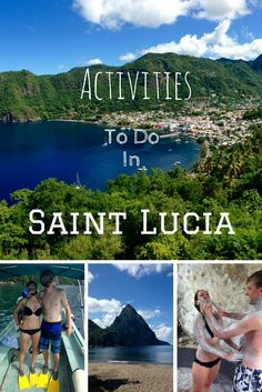 Things to do in St. Lucia