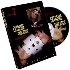 #Extreme card magic volume 2 by joe #rindfleisch - dvd - magic #tricks,  View more on the LINK: http://www.zeppy.io/product/gb/2/371852572499/
