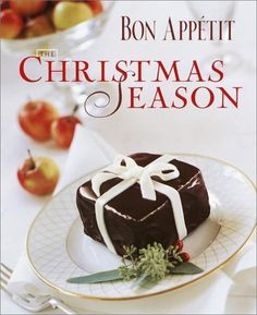 Holiday Culinary Challenge 2010 - A Beautiful Plate   Bon Appetit Christmas Recipes