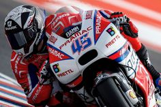 Scott Redding, Pramac Ducati MotoGP team
