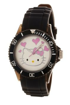 Hello Kitty Watches on HauteLook