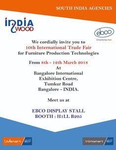 #Indiawood2018 @Bangalore International Exhibition Centre