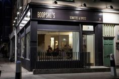 Boopshis, Windmill Street, London (Goodge Street tube)
